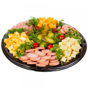 Meat and Cheese Nibbler Tray Harvest Barn Country Markets
